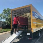 Hall of Fame Moving LLC Moving Companies Loading Truck